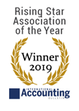 Rising Star Asscociation of the Year - Winner 2019